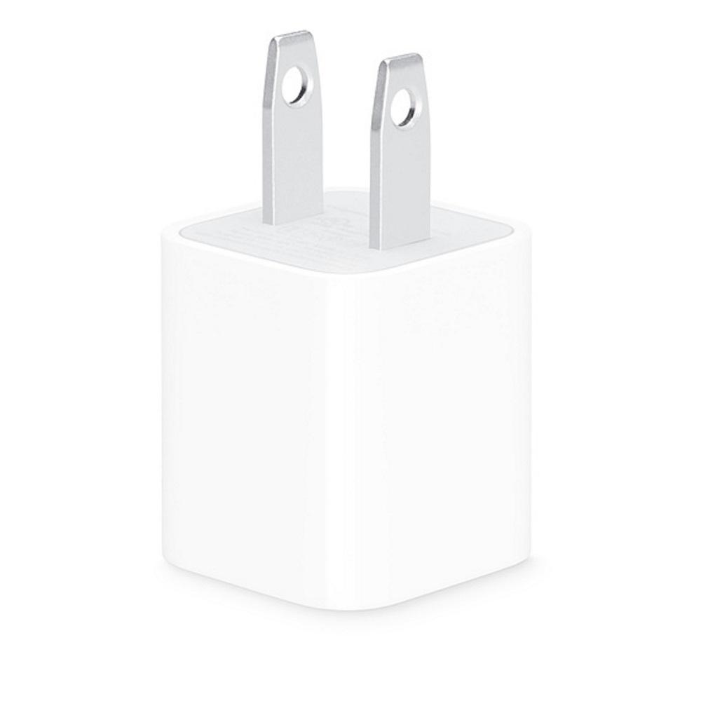 APPLE原廠  旅充  5W USB 電源轉接器