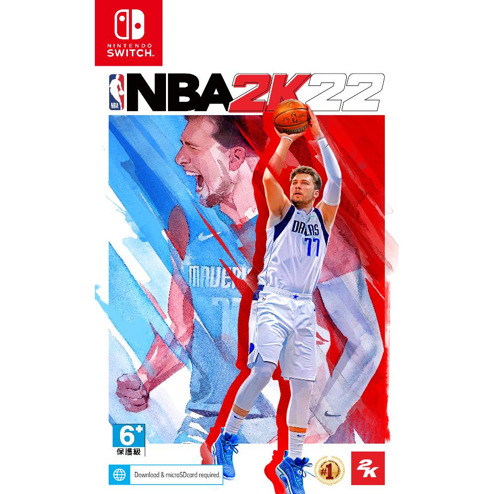 Nintendo Switch NBA 2K22 中文一般版