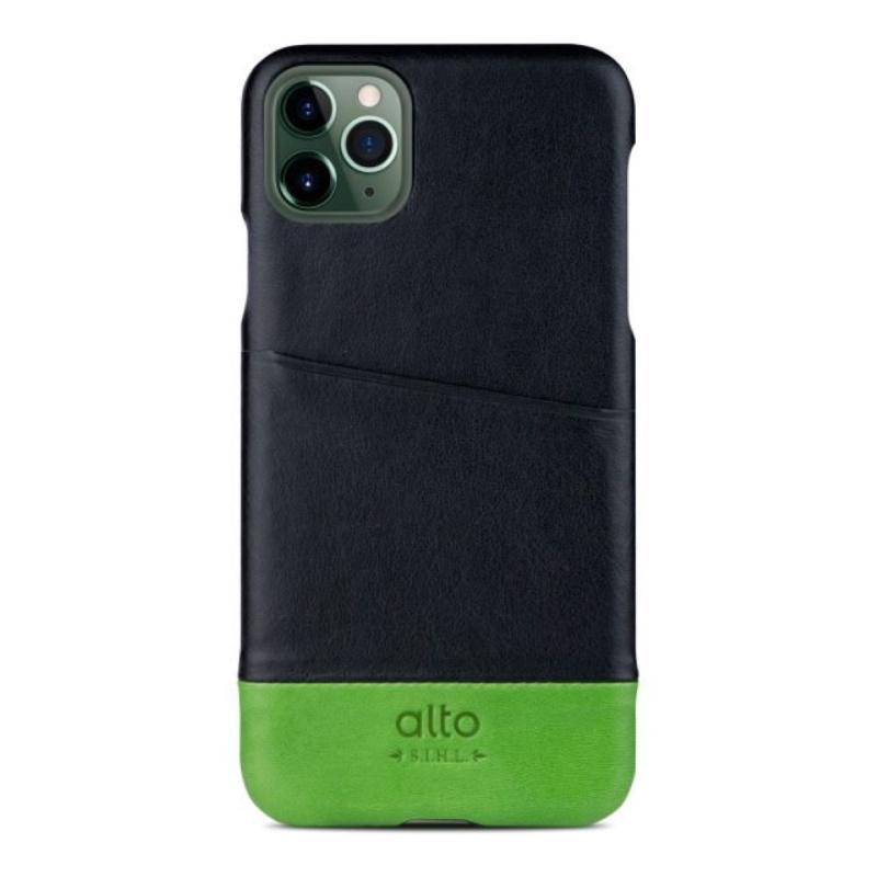 alto 背蓋 Metro iPhone11 ProMax 6.5 黑/綠