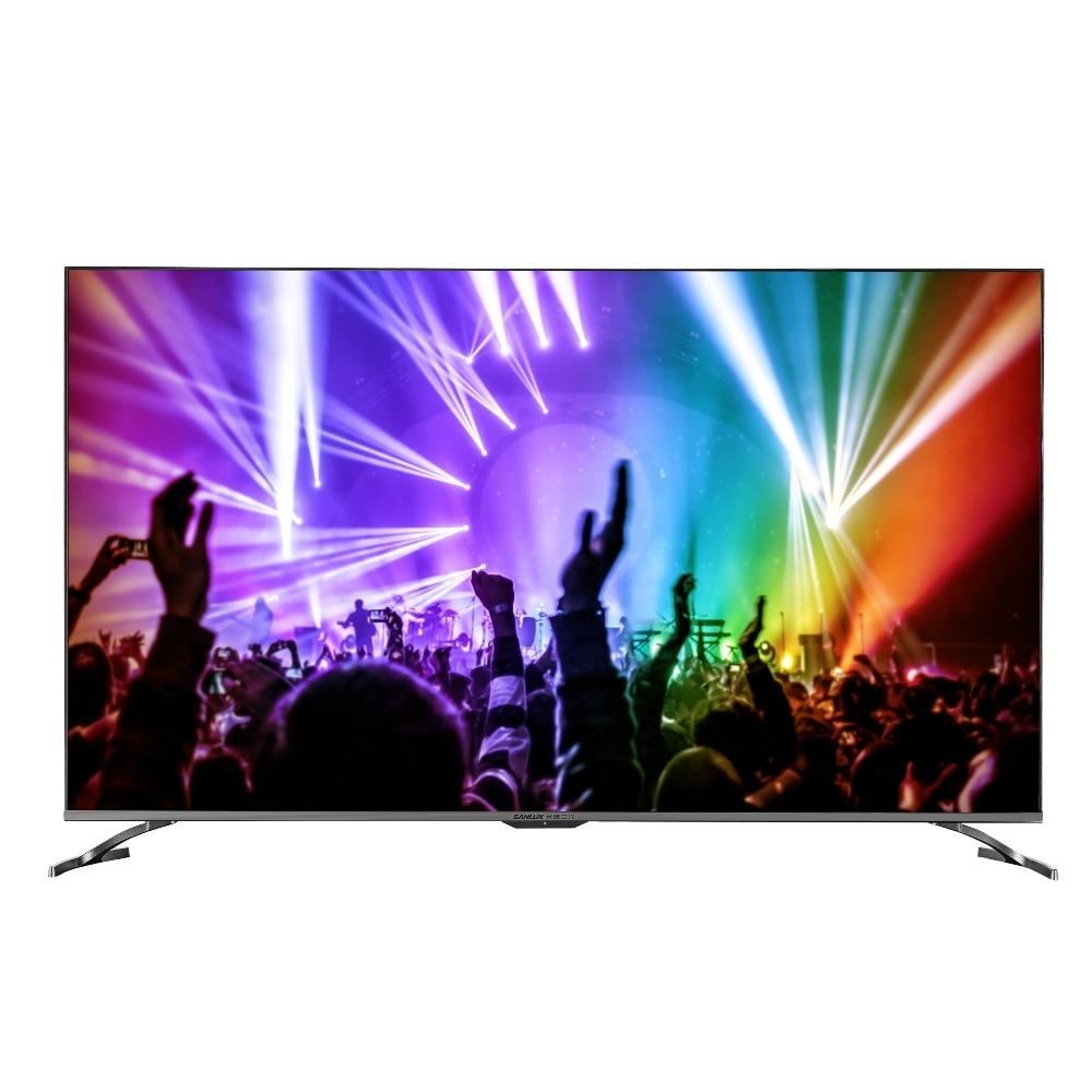 SANLUX台灣三洋55吋4K電視SMT-55KU3(含標準安裝)