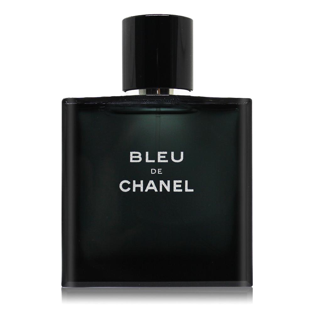 CHANEL 香奈兒 BLEU DE 藍色男性淡香水(50ml) EDT-國際航空版-TESTER