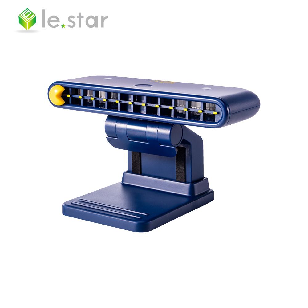 lestar 多功能3in1可拆式筆電、電腦、桌面風扇 珊瑚藍