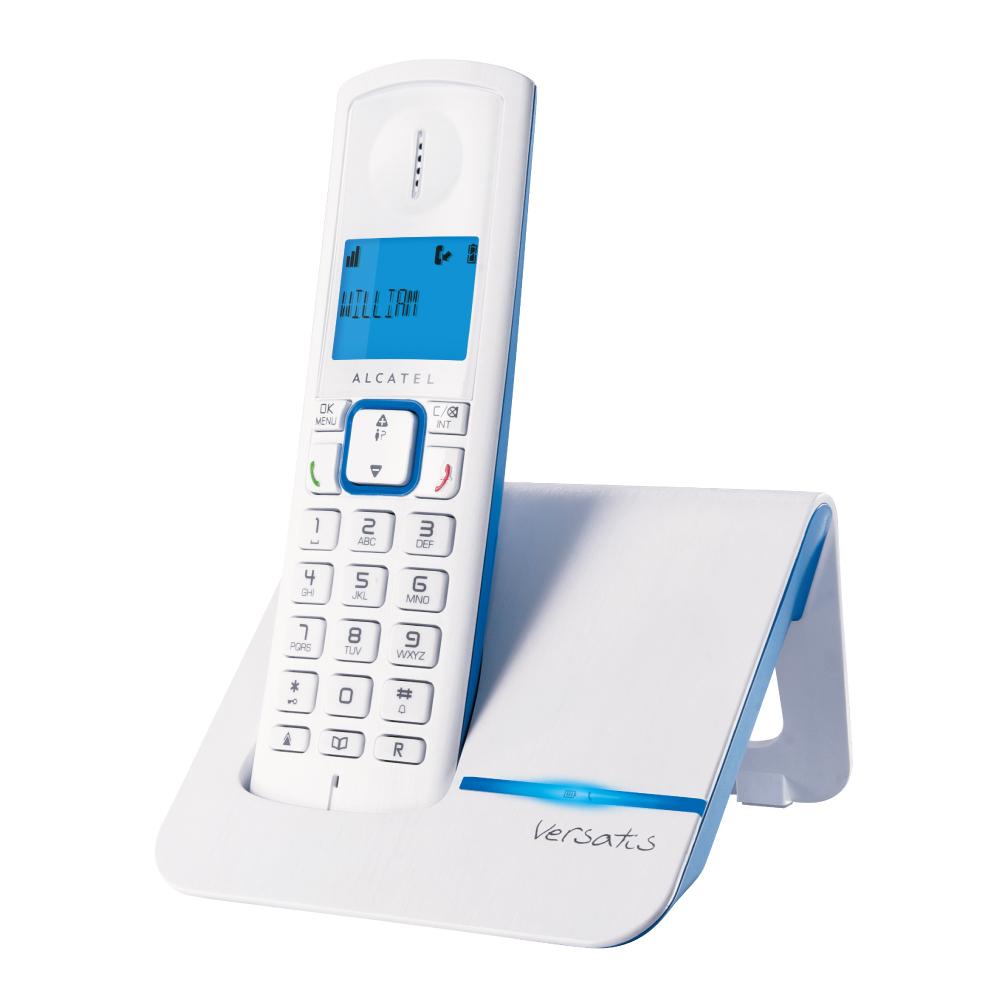 『福利品』Alcatel 阿爾卡特 無線電話機 F200 (不挑色)