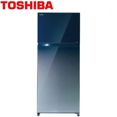 【TOSHIBA東芝】468L變頻電冰箱 優雅金 GR-H52TBZ(N)