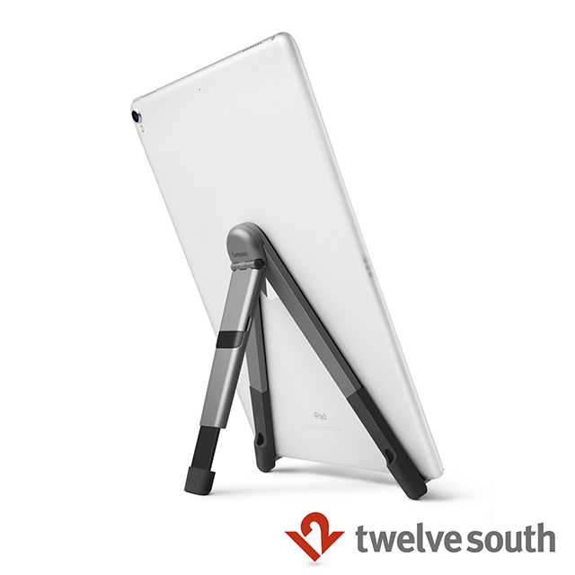 Twelve South Compass Pro iPad 折疊立架 - 太空灰