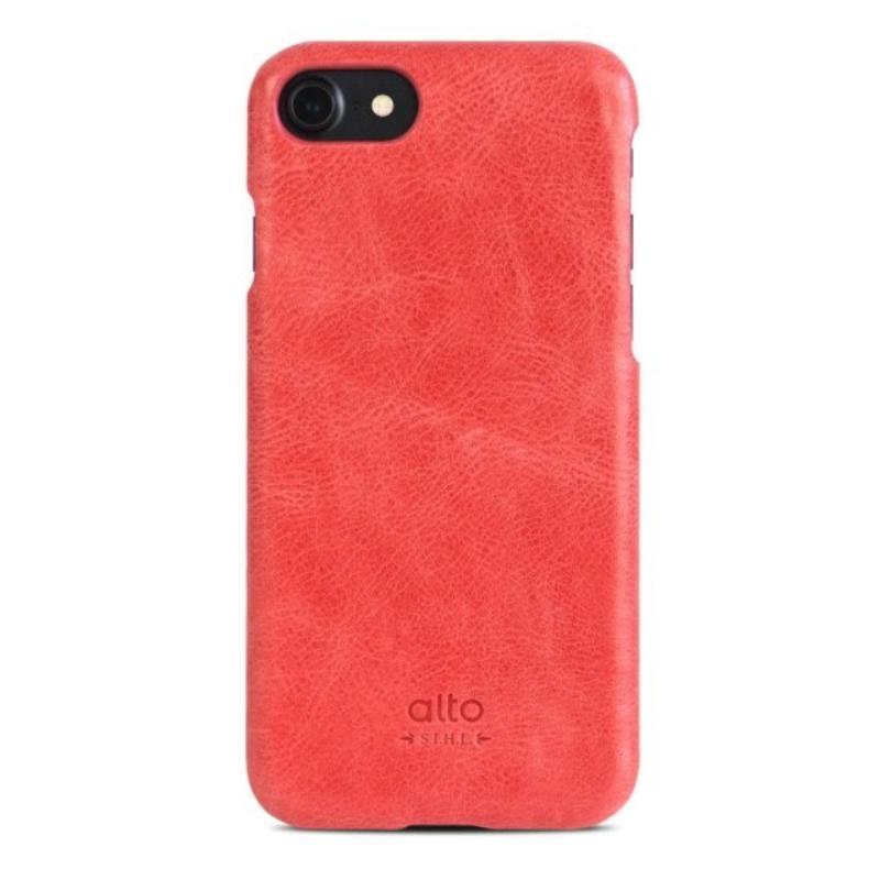 alto 背蓋 Original iPhone 7/8 珊瑚紅