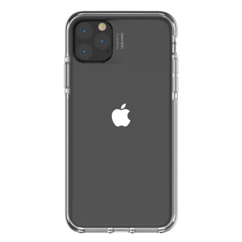 VOKAMO Smult晶透防摔保護殼 iPhone 11 Pro 5.8(2019) 黑