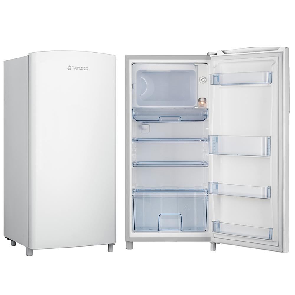 含標準安裝【大同】150公升省電單門冰箱TR-150HTW-W 夢幻白《150公升大容量不輸R1001N/R1091W東元小鮮綠》