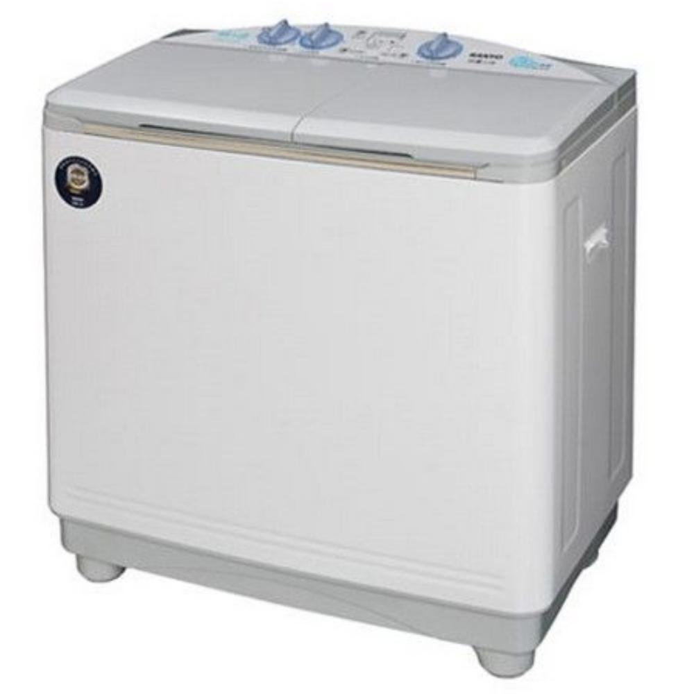 【台灣三洋SANLUX】10KG雙槽洗衣機 SW-1068