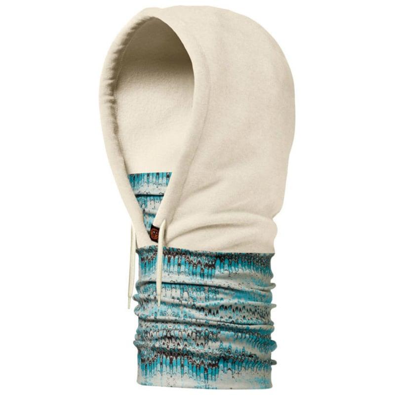 【西班牙 BUFF】雪地瀑布 POLAR保暖連帽頭巾