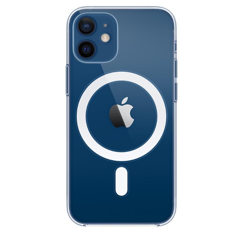 APPLE MagSafe 保護殼 iPhone12 mini 5.4 透明