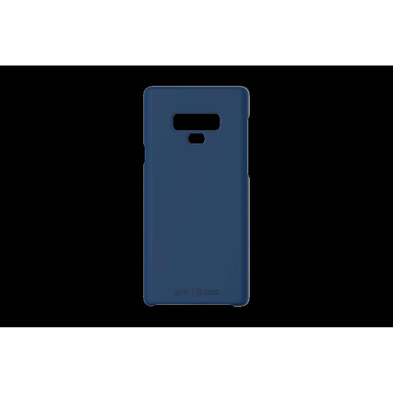 SAMSUNG Galaxy Note9 WITS 優質硬殼背蓋 藍