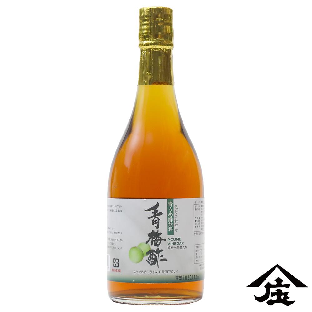 【庄分酢】日本青梅酢(500ml/瓶)
