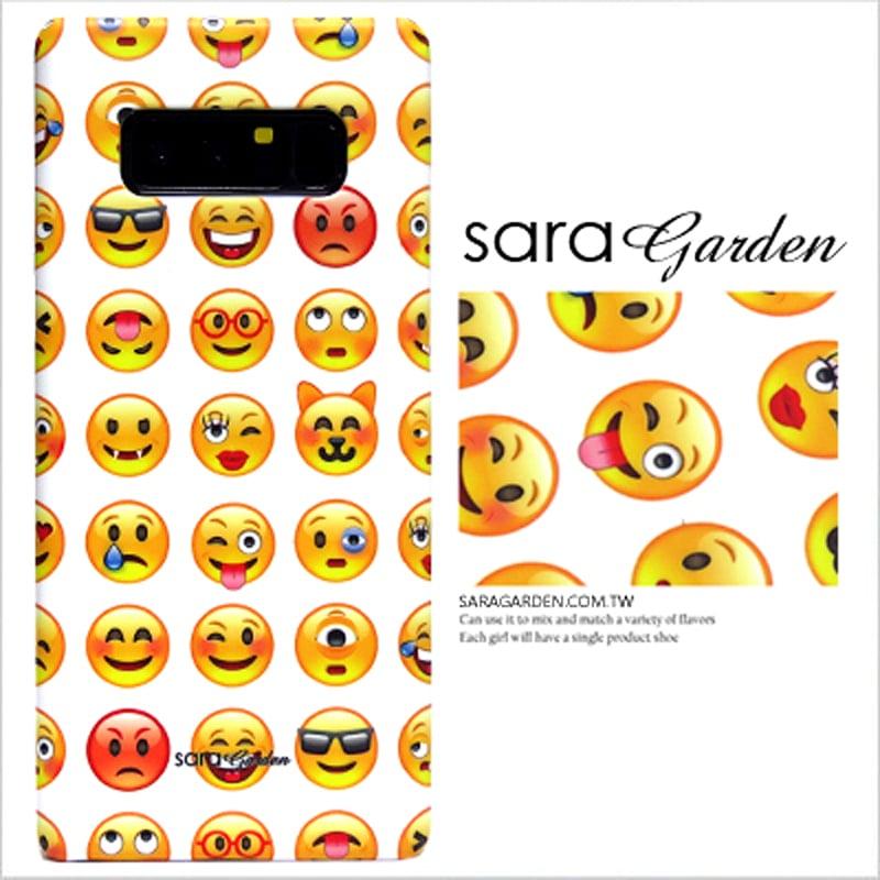 【Sara Garde】客製化 手機殼 ASUS 華碩 Zenfone3 Deluxe 5.7吋 ZS570KL 表情Emoj 保護殼 硬殼