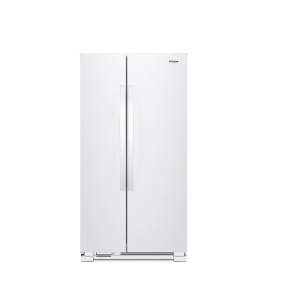 惠而浦640公升對開冰箱8WRS21SNHW