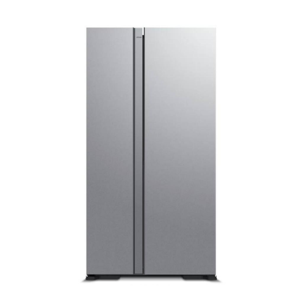 日立595公升雙門對開(與RS600PTW同款)冰箱GSV琉璃瓷RS600PTWGS