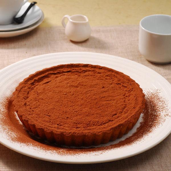 《布蕾派對》巧克力布蕾派8吋