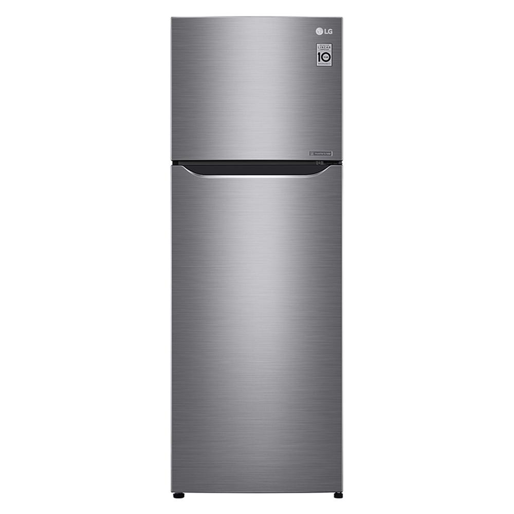 直驅變頻上下門冰箱 / 星辰銀 / 315公升 GN-L397SV(贈愛佳寶分格耐熱盒)