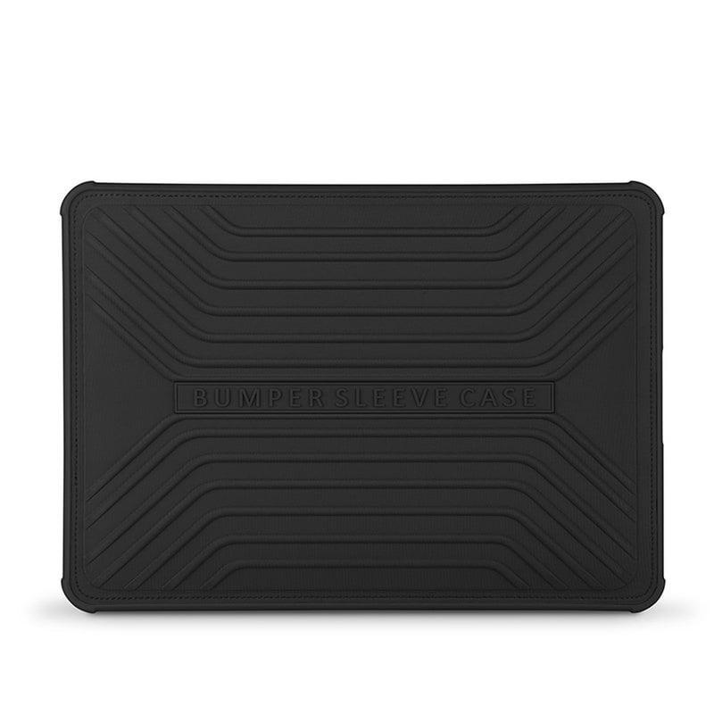 【WiWU】Voyage Sleeve 15.4吋防撞防潑水電腦包-黑色