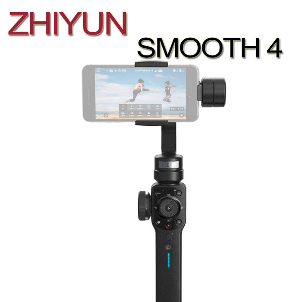 ZHIYUN 智雲 Smooth 4 for Smart Phone 三軸穩定器 平行輸入 保固一年