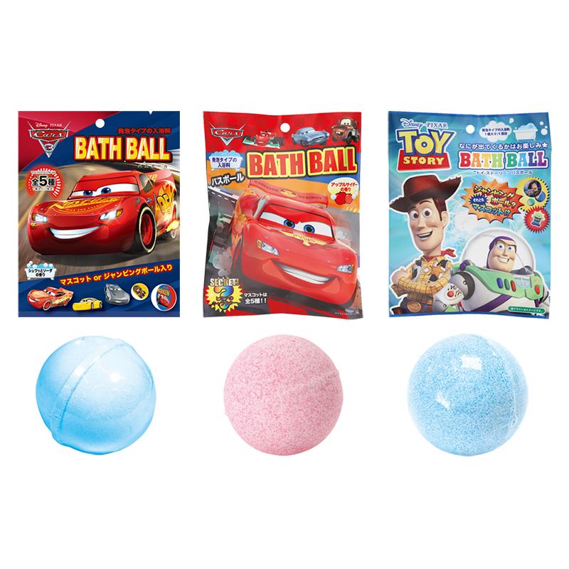 【日本魔幻泡泡玩具入浴球系列】〈任選2入組〉