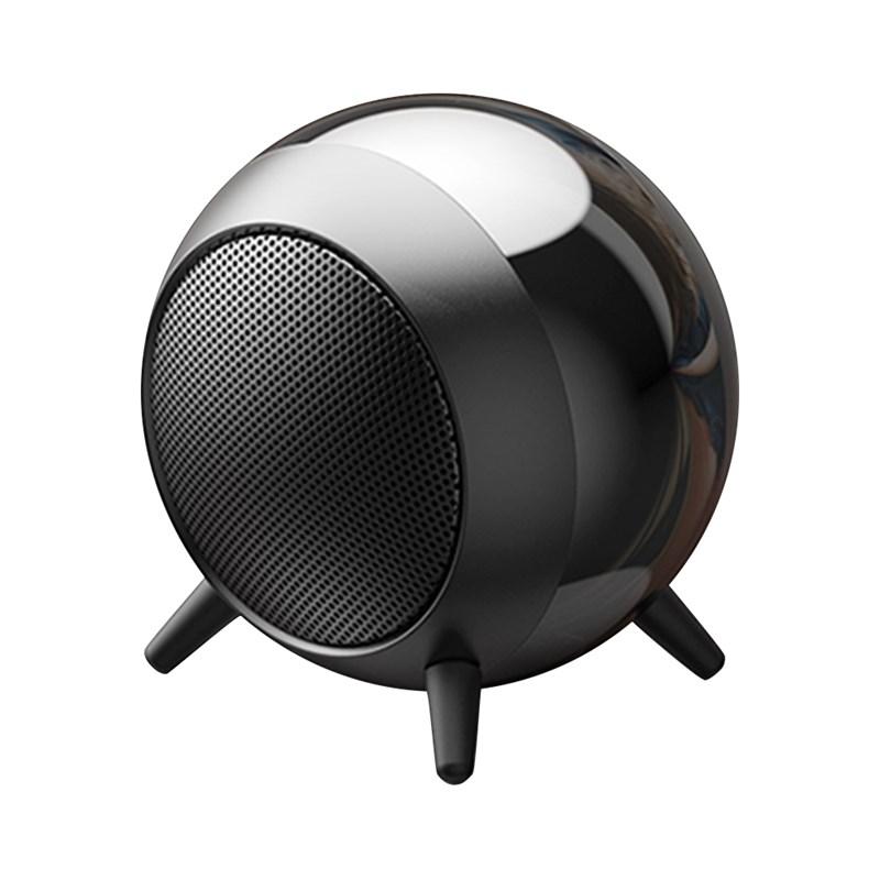 FJ VI1無線串聯立體重低音喇叭 黑色