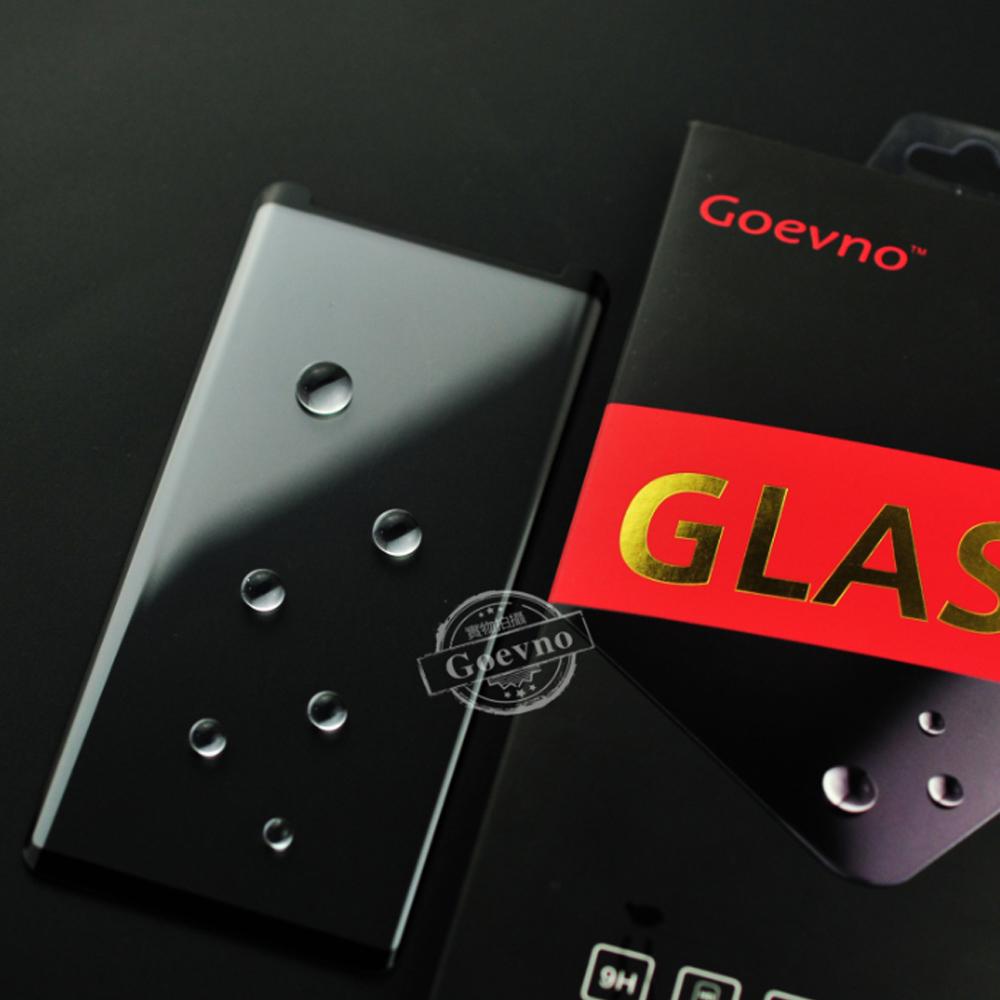 Goevno SAMSUNG Galaxy Note 9 3D 滿版玻璃貼(全膠)