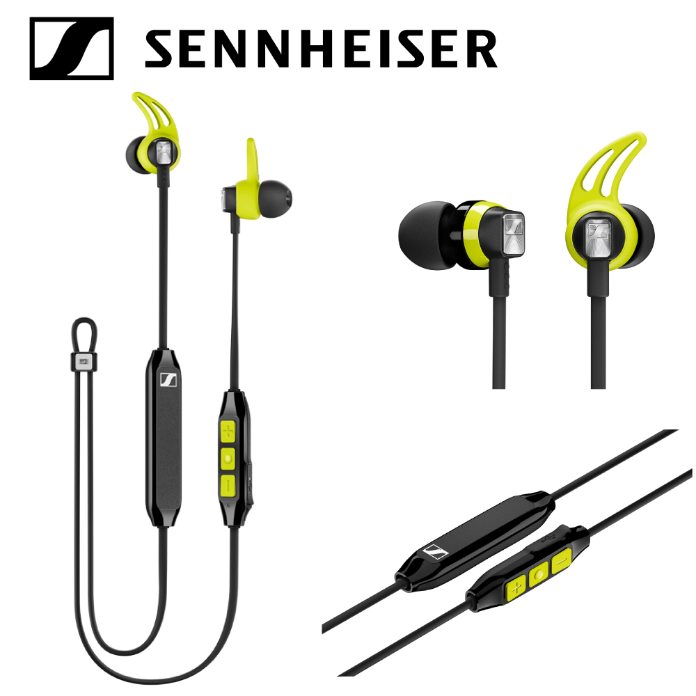德國森海塞爾 Sennheiser CX SPORT 耳道式藍牙運動耳機