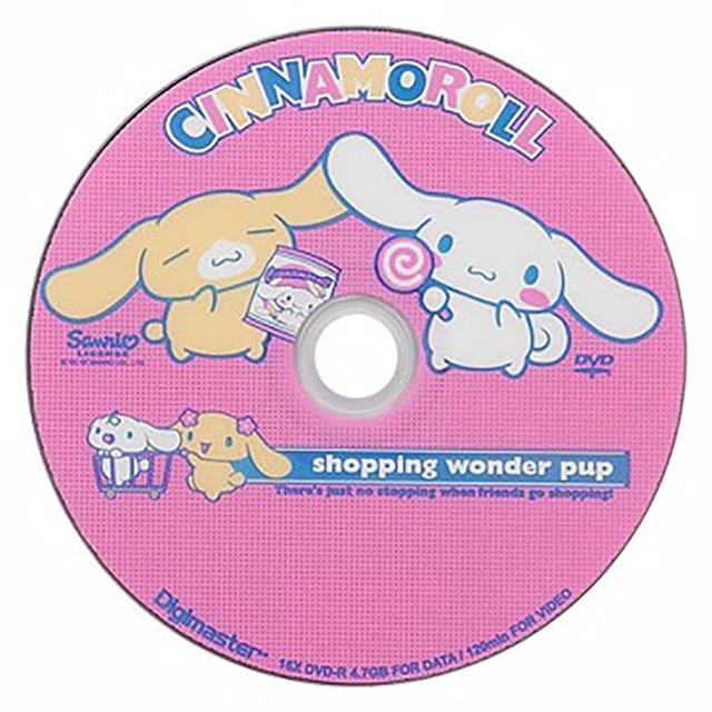 大耳狗瞎拼篇 DVD-R 16X燒錄片(25入)