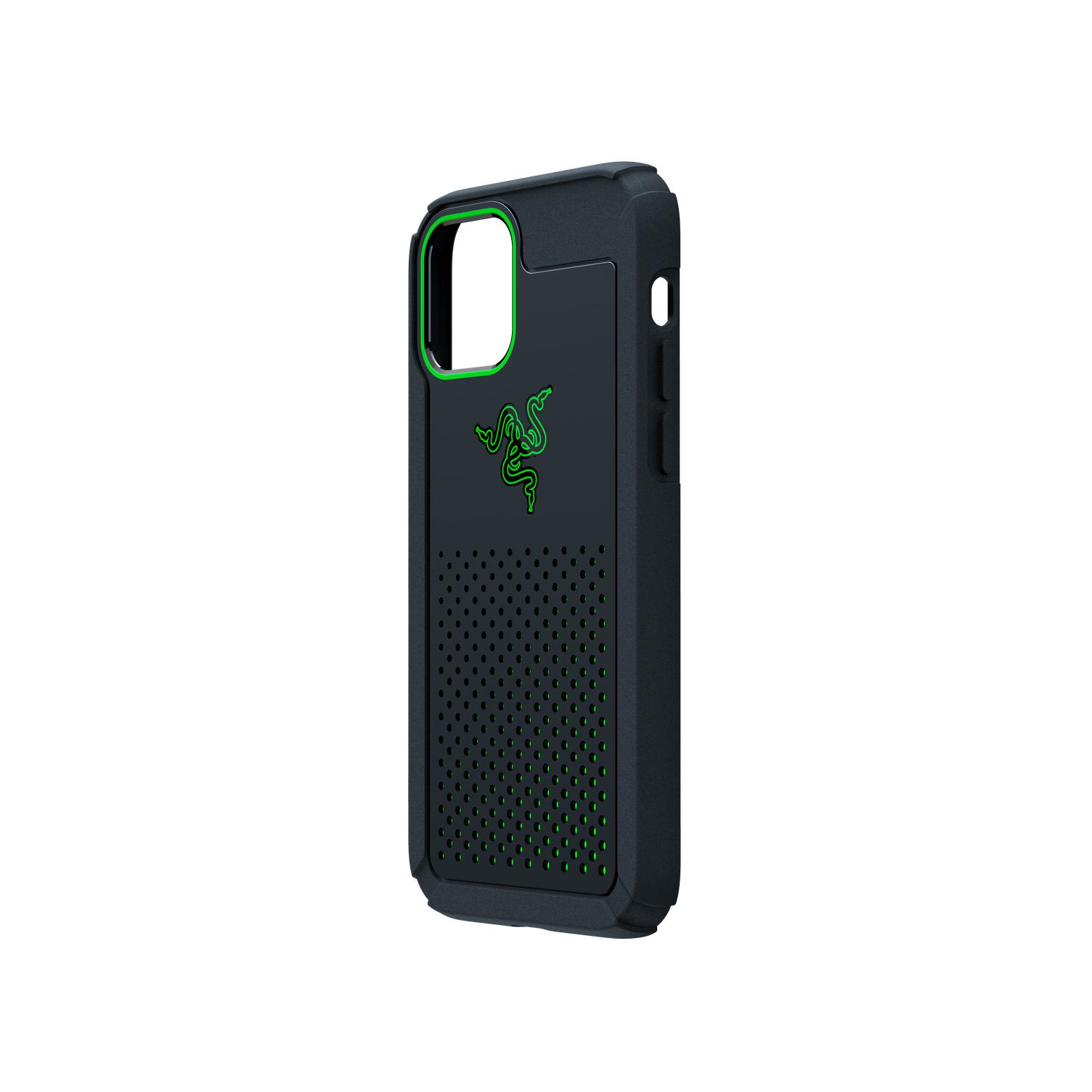 【RAZER 雷蛇】ARCTECH PRO冰鎧專業版手機殼FOR IPHONE12 PRO (6.1吋)