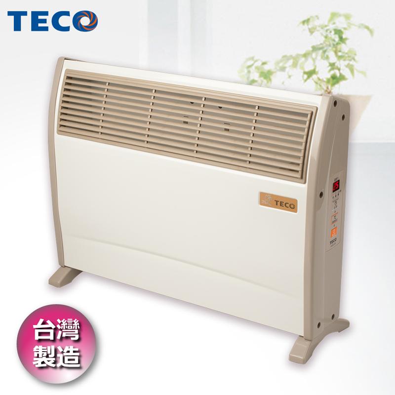 【TECO東元】浴室/臥房兩用電暖器YN2001CB