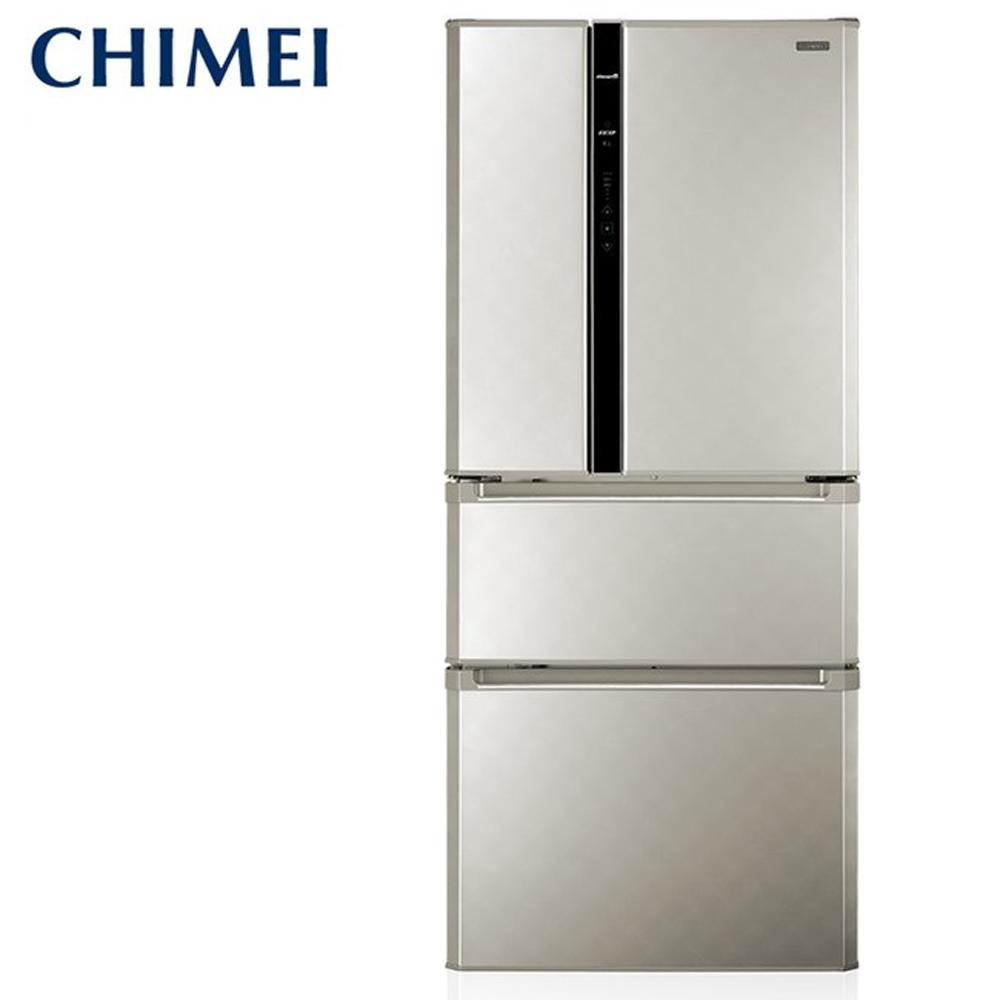 【CHIMEI奇美】610公升一級變頻四門冰箱(UR-P61VD8) 送基本安裝