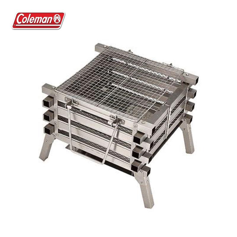 Coleman 不鏽鋼焚火台 爐具 炊具 露營登山 CM-23233