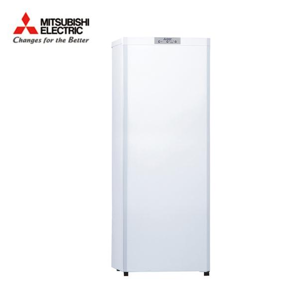 ★含基本安裝★MITSUBISHI 三菱 144公升 直立式冷凍櫃 MF-U14P-W-C/J
