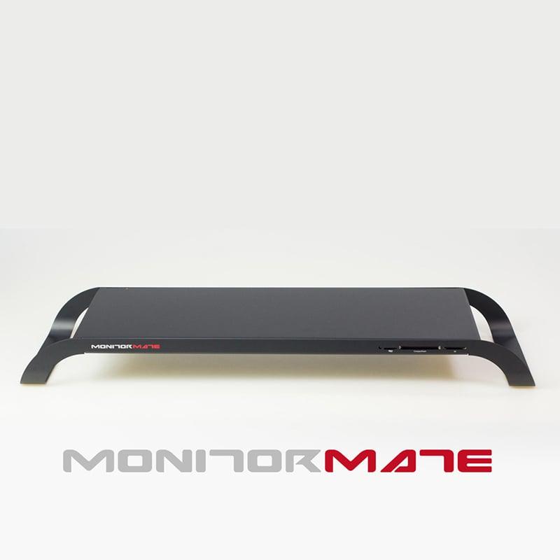 MONITORMATE ProStation 3.0 多功能擴充平台 - 霧面黑