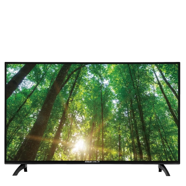 台灣三洋SANLUX薄型43吋電視SMT-43MA5