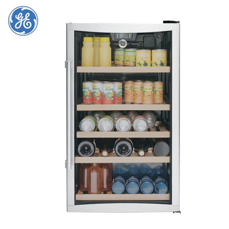 【美國奇異 GE】 GVS04BDWSS 恆溫數位觸控 紅酒櫃/飲料櫃