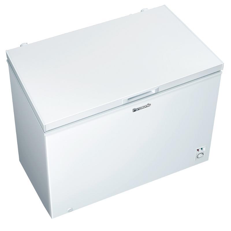 PANASONIC 204公升上掀式冷凍櫃 NR-FC208-W【贈基本安裝】