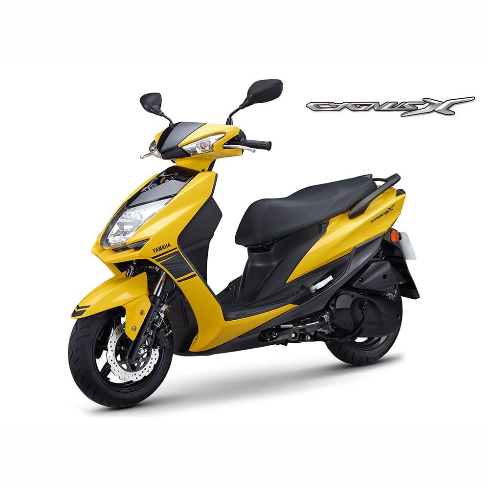 ★狂降★ YAMAHA 山葉 CygnusX 新勁戰 FI 125雙碟-日行燈版-2018年新車