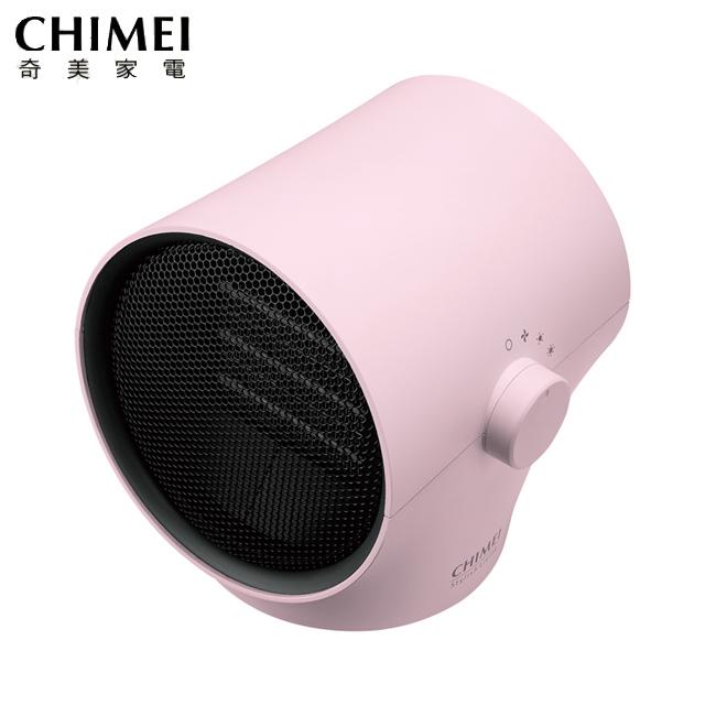 【CHIMEI奇美】枝椏造型PTC陶瓷電暖器(櫻花粉) HT-CRACP1
