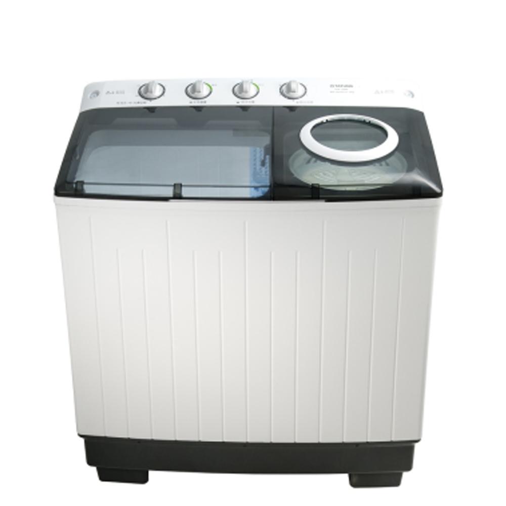 大同10公斤雙槽洗衣機TAW-100ML