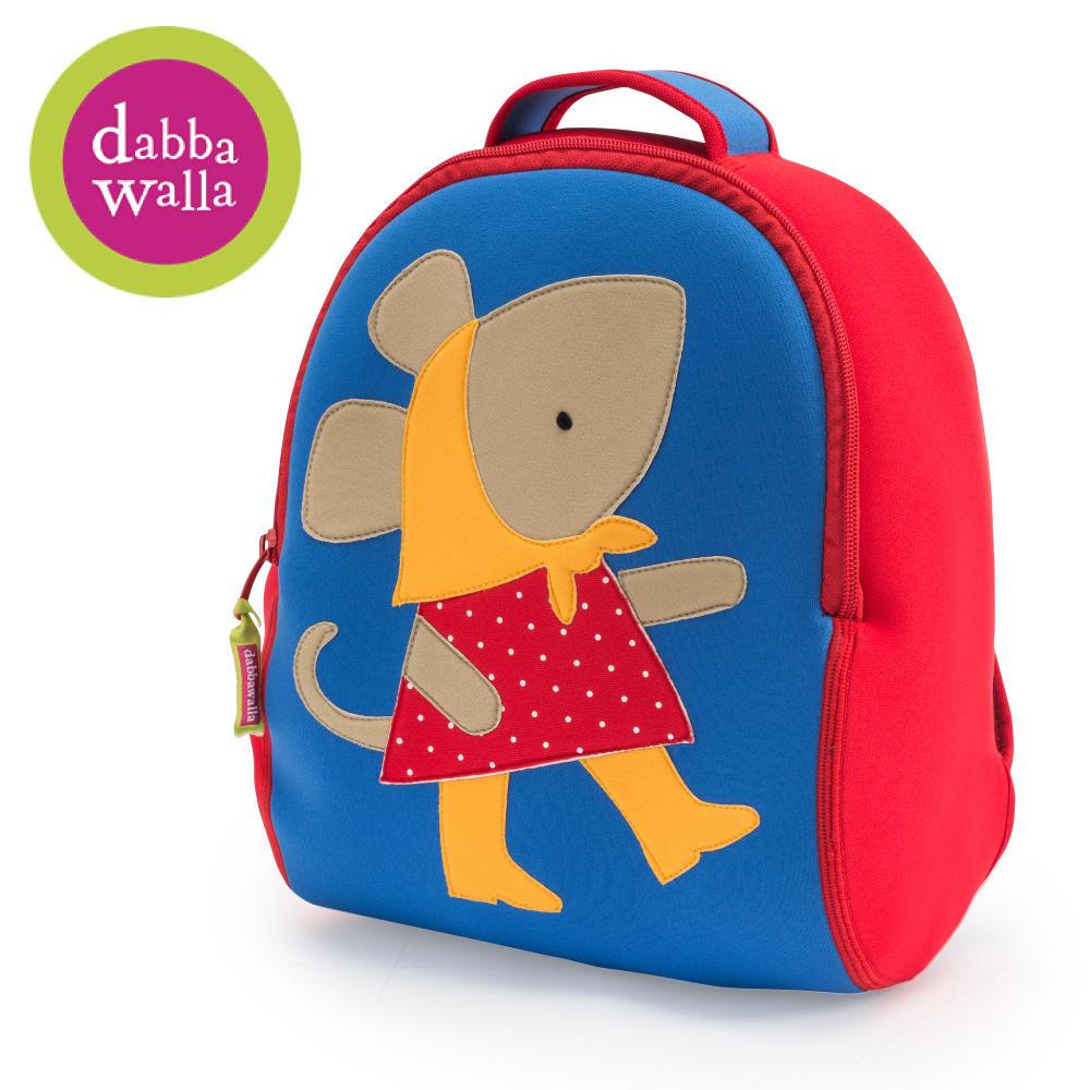 美國Dabbawalla瓦拉包 -格林老鼠兒童後背包