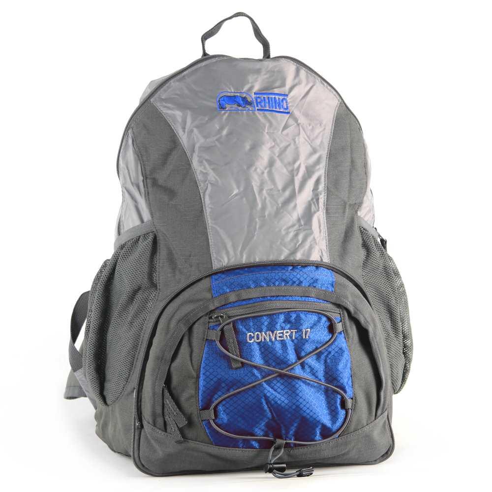 犀牛 RHINO  Convert 17公升豪華腰包(背包)-藍