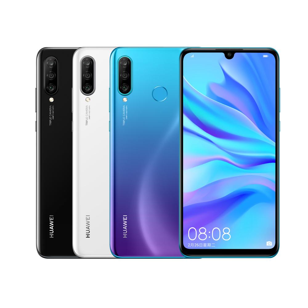 HUAWEI nova 4e (6G/128G) 6.15智慧型手機 雀翎藍