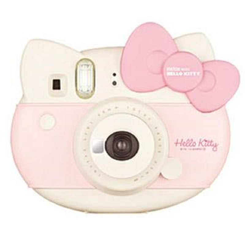 FUJIFILM Instax mini HELLO KITTY 40周年 拍立得相機 (原廠公司貨)