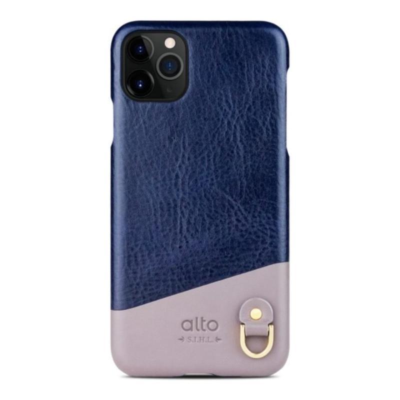 alto 背蓋 Anello iPhone11 Pro 5.8 海軍藍