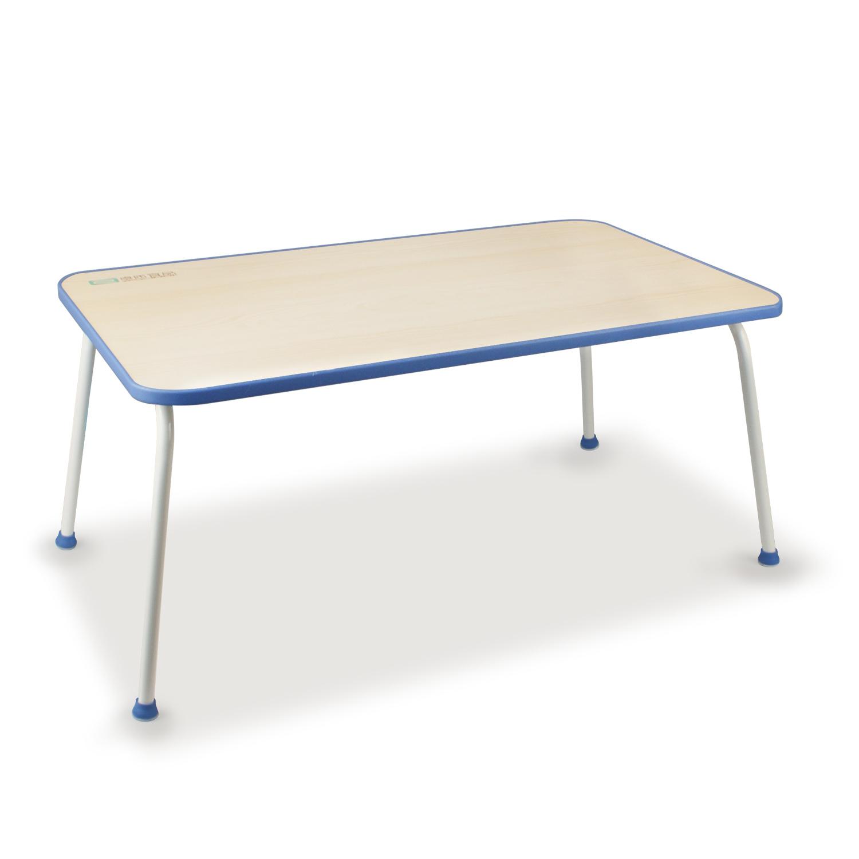 悠活簡約 多功能床上折疊電腦桌(LY-NB21)-木紋