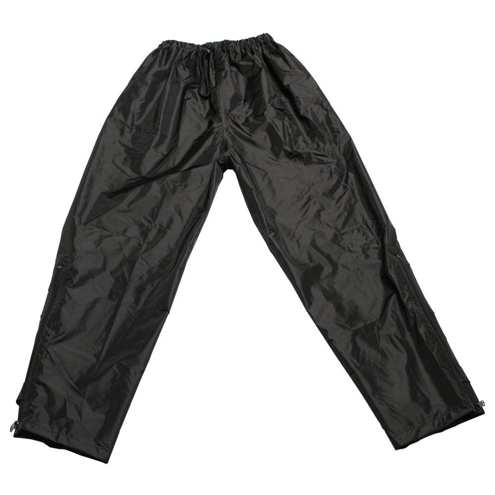犀牛 RHINO 雪巴高級保暖透氣防水雨褲(黑)-M