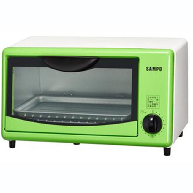 【聲寶】8L 小烤箱 KZ-SL08
