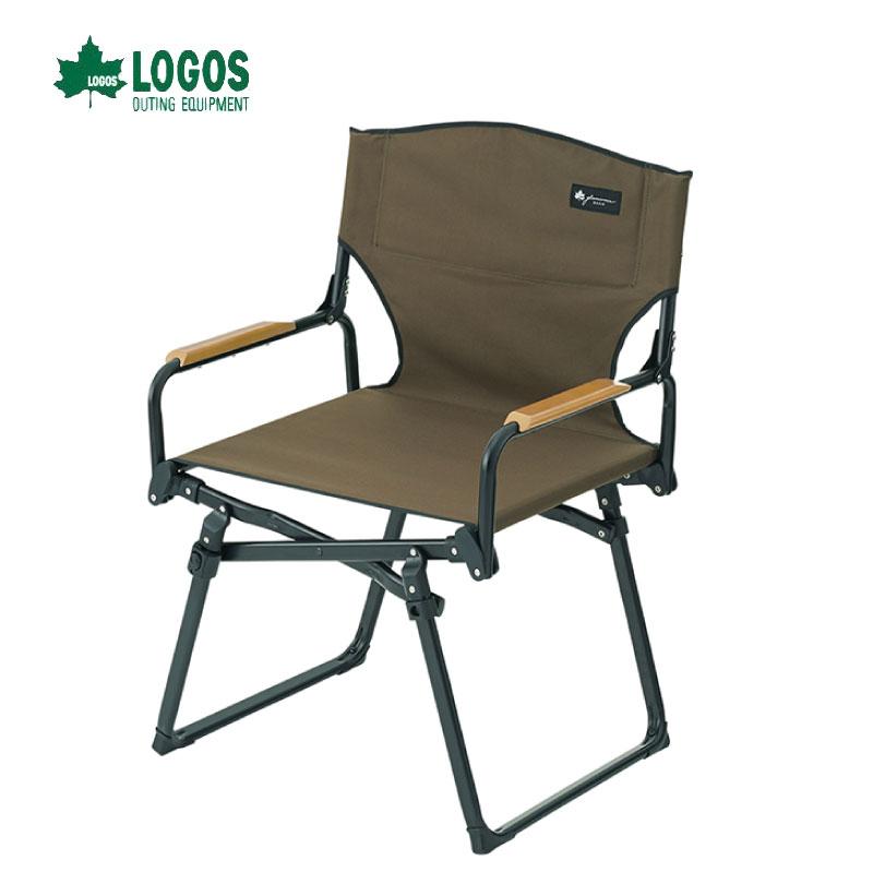 日本LOGOS G/B 餐椅 折疊椅 露營椅 休閒椅 另售椅套 登山 露營 No.73174032